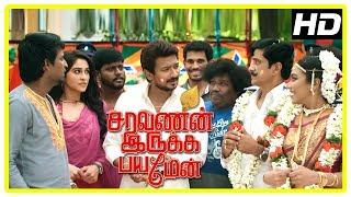 Saravanan Irukka Bayamaen Movie Scenes | Climax Scene | Udhayanidhi Stalin | Regina Cassandra