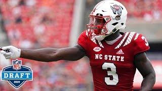 Kelvin Harmon NFL Draft Tape | NC State WR