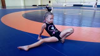Гимнастика начало тренировки
