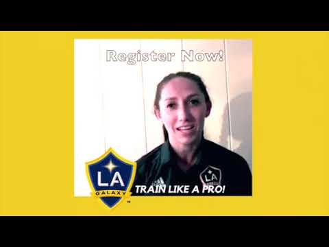 LA Galaxy Youth Soccer Camp Video 2