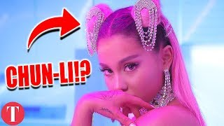 7 Times Ariana Grande Copied Cardi B And Nicki Minaj In New Music 7 Rings