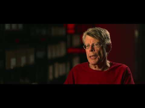 IT: Author Stephen King Behind the Scenes Movie Interview