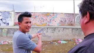 Intervención en Managua con Ilustración Creativa