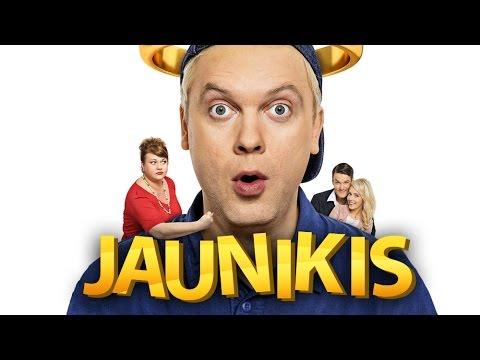 JAUNIKIS | Жених – lietuviškas treileris
