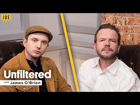 Plan B interview on politics, violence, rap, soul and riots  | Unfiltered with James O'Brien #29