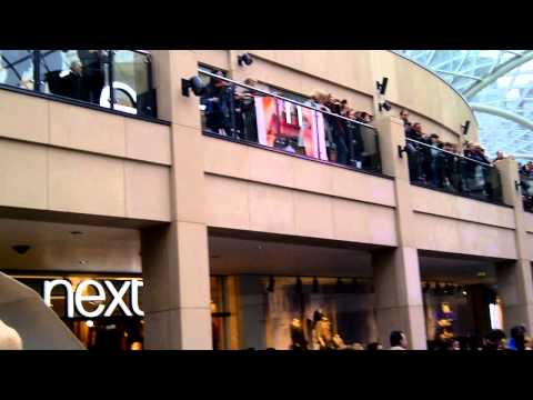 City of Leeds Youth Orchestra - Pirates of the Caribbean - Leeds Trinity Flash Mob
