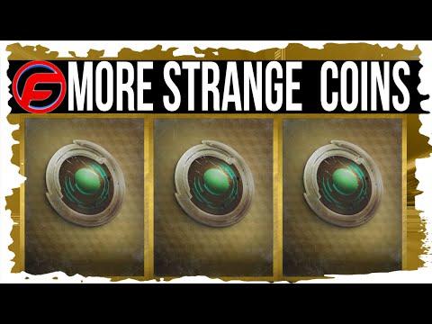 Destiny how to get additional strange coins guide tutorial xur strange