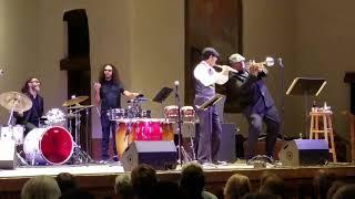 Mariano Morales & PIKANTE Latin Jazz Concert- Nestor Torres, flute