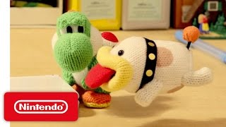Download Poochy & Yoshi's Woolly World – History of Poochy Mp3 and Videos