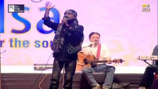 Nachiketa Chakraborty LIVE Performance - Aamar Ichhe Kore Aakash Song - Idea Jalsa, Kolkata