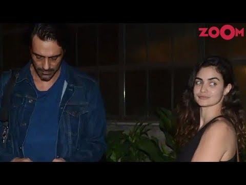 Arjun Rampal's Alleged Girlfriend Gabriella REVEALED  Bollywood