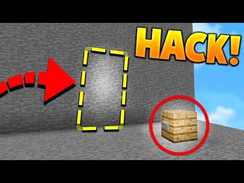 SECRET ROOM HACK in Minecraft MURDER MYSTERY! - Видео из Майнкрафт (Minecraft)
