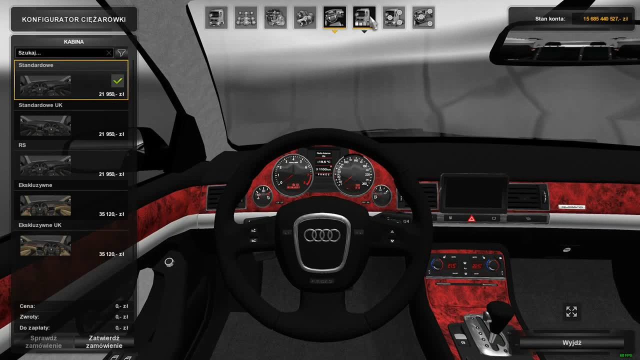 Ets2 Mods Audi A8 D3 Euro Truck Simulator 2 Car Mod Patch