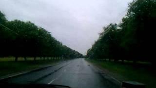 Трасса Слободзея - Карагаш
