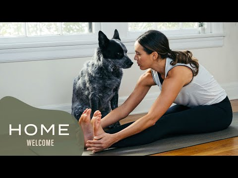 Home - Day 0 - Welcome Home | 30 Days of Yoga With Adriene
