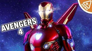 Does an Avengers 4 Set Photo Reveal Iron Man