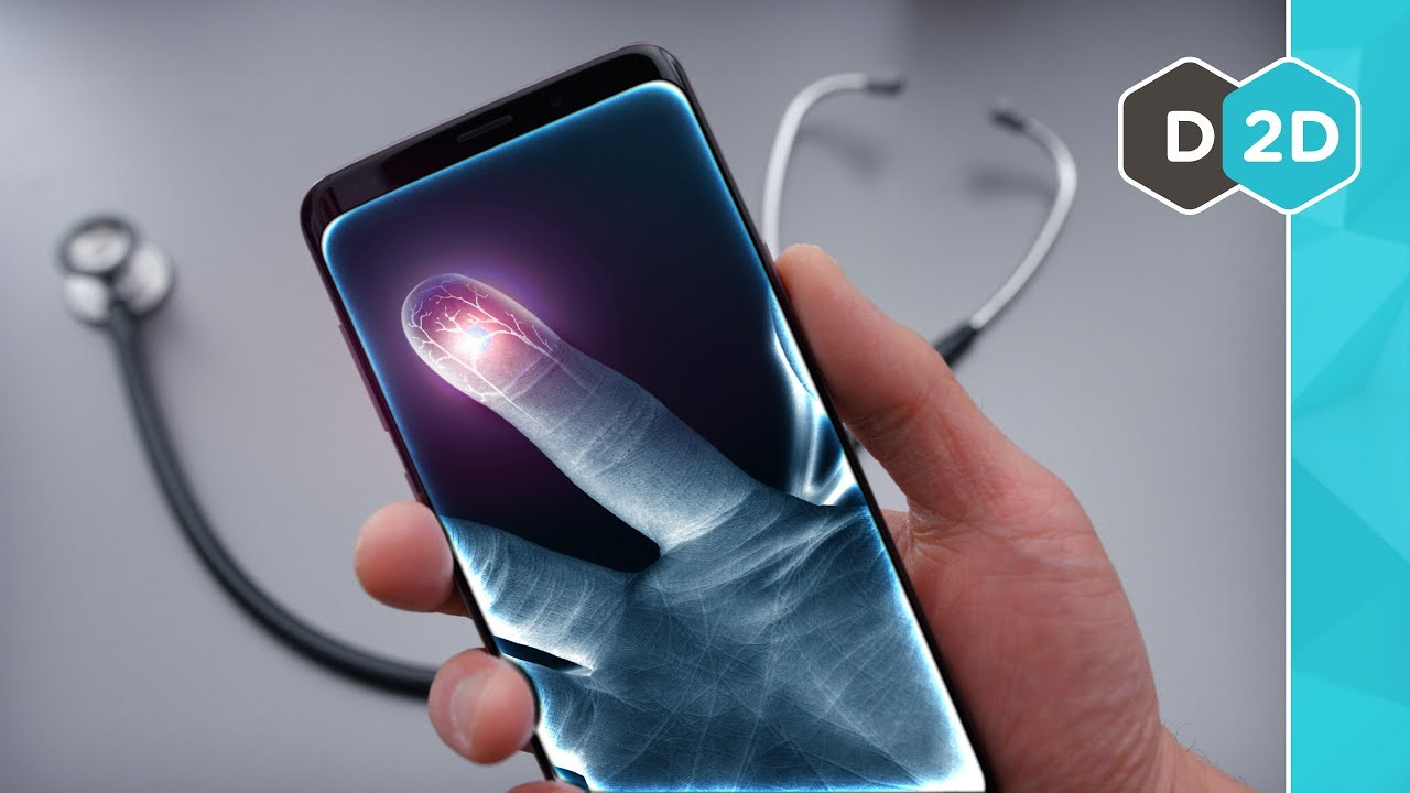 Can the Galaxy S9 Save Lives?
