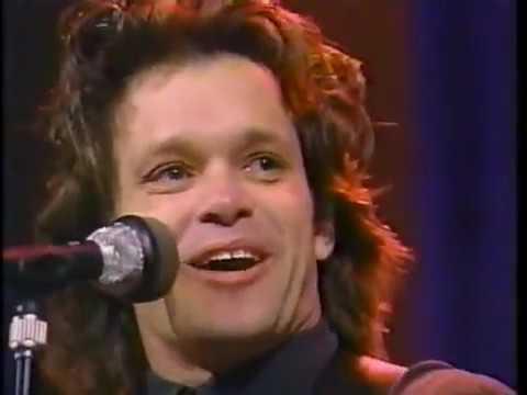 """John Mellencamp - """"Pop Singer"""" - Late Night TV 1989"""
