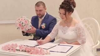 Церемония бракосочетания невский ЗАГС. Церемония бракосочетания во дворце №1.