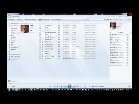 How to: Musik von CD kopieren