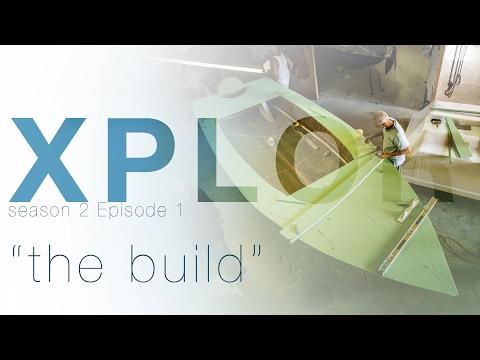 Xplor E1S2: the build