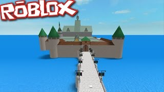 Roblox ICE CASTLE TYCOON / BUILD YOUR OWN FORTRESS ET DEFEND IT!! Roblox