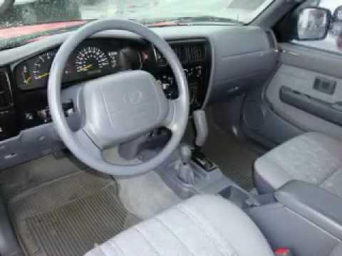 tacoma 2000 interior