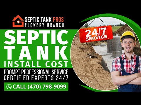Septic Tank Replacement Cost in Massillon