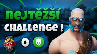 0 KILLS CHALLENGE! / Fortnite Battle Royale