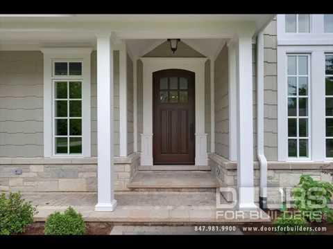 House Front Doors Exterior Design Ideas Youtube
