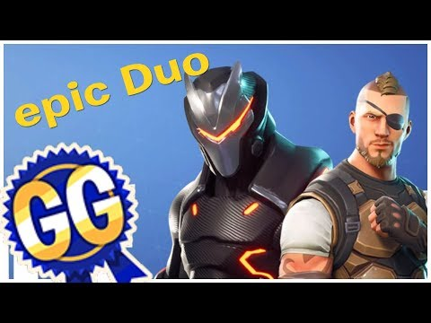 two heads are better than one! fortnite