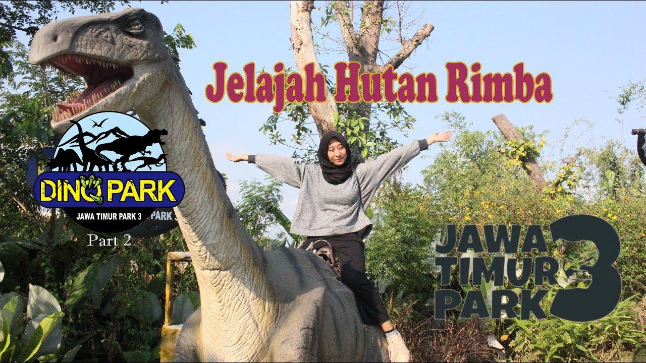Jtpvlogcontest Jelajah Hutan Rimba Di Jatim Park 3 Malang Dita