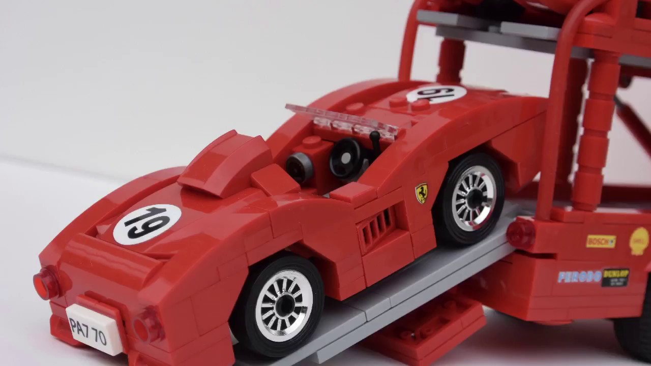 lego speed champions 2018 youtube. Black Bedroom Furniture Sets. Home Design Ideas