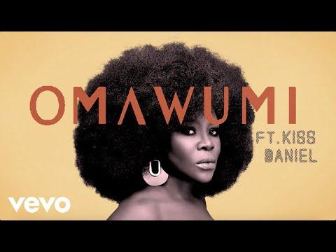 Omawumi - Me Ke (Lyric Video) ft. Kizz Daniel