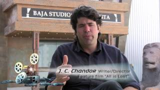 ALL IS LOST - JC CHANDOR