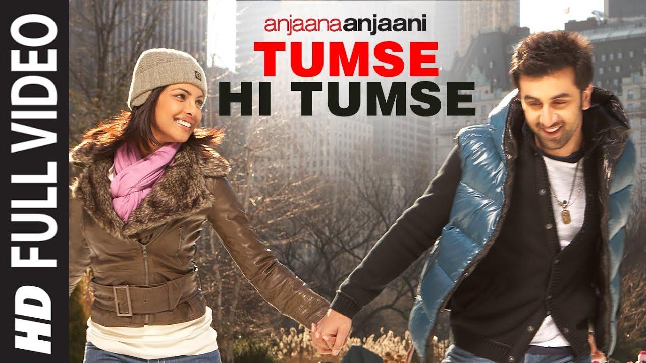 Download 'Tumse Hi Tumse' (Full Song) | Anjaana Anjaani | Feat. Ranbir Kapoor, Priyanka Chopra