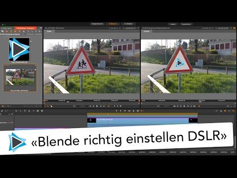 Bewegungsverfolgung Strassenschild inhalt ersetzen mit Pinnacle Studio 20 Deutsch Video Tutorial