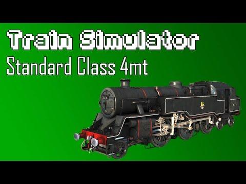 Train Simulator: Driving the Standard Class 4mt |