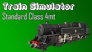 Train Simulator: Driving the Standard Class 4mt screenshot 4