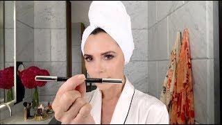 Уроки макияжа Виктории Бекхэм: Эффектный взгляд