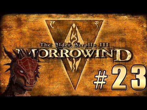 Прохождение The Elder Scrolls 3: Morrowind (TES III) - Гильдия Воров - Артефакты Двемер #23