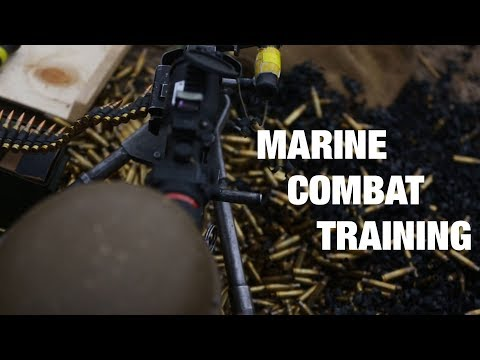 Marine Combat Training