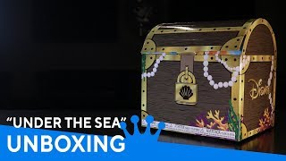 Hot Topic Disney Treasures Under The Sea Unboxing!