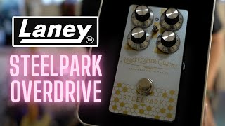 Black Country Custom Steelpark Overdrive/Booster From Laney