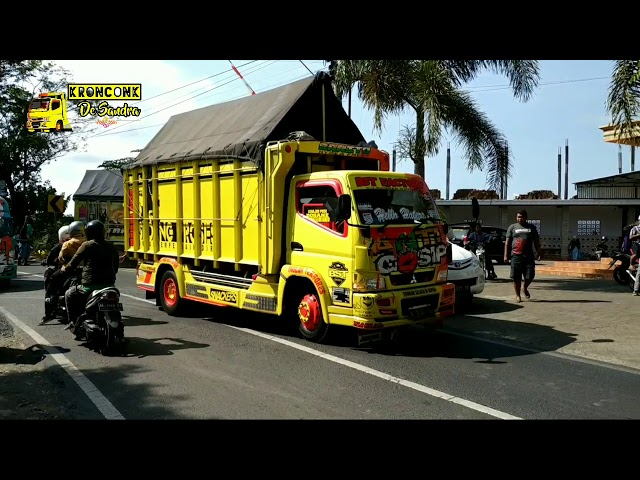 Sam P-Trok Anti G????SIP Truck BST Factory Malang Raya | Hello Haters