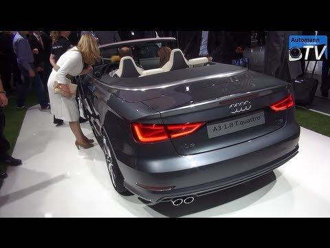 2014 audi a3 convertible s line 1 8 tfsi 180hp in. Black Bedroom Furniture Sets. Home Design Ideas