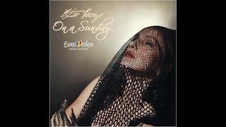 Ester Peony  - On a Sunday (Audio Revamp + Lyrics) Eurovision 2019 Romania