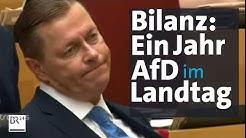 Bilanz: Ein Jahr AfD im Bayerischen Landtag | Kontrovers | BR Fernsehen | BR24