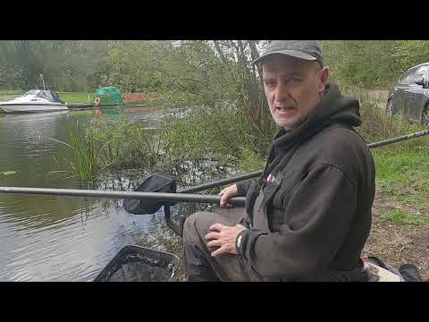 Bread Punch And Pinkie Fishing On The Canal