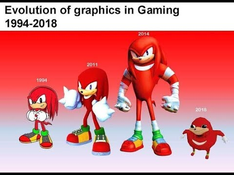 How Old Is Knuckles Meme